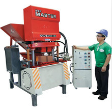 Low price Eco 7000 machine for making bricks ecological money making machines for sale manual brick making machine plant