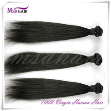 Best selling unprocessed virgin Indian human hair weaving on sales