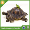 Garden Statue Life Resin Turtle For Sale With Frog