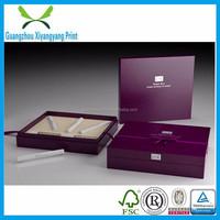 Cardboard paper box custom made oblong shape cigar packing boxes alibaba China
