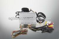 EGLOBER VW RNS 315 Radio head unit 2012 car navigtion and entertainment video interface
