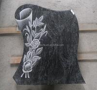 tree design carving headstone