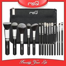 MSQ 15PCS professional makeup brushes Set Eyeshadow Foundation Powder Cosmetic Tools
