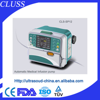 Medical Equipment Price List Names CLS-SP12 Portable Infusion Pump With CE Marked