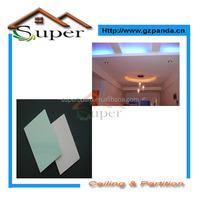 Moisture Resistant Gypsum Board Gypsum Plasterboard Drywall