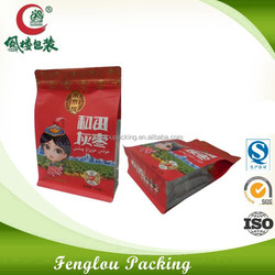 Fashion customized pvc packaging bag eco dog pet food packaging bags