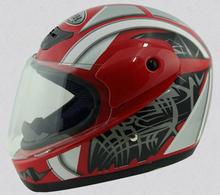 cheap motorcycle full face helmet, ABS/PP