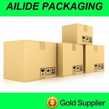 custom Bulk large corrugated shipping boxes