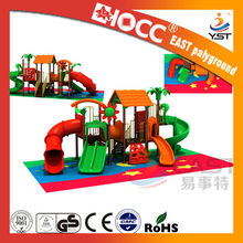 Forest style jungle playground equipment for children play outdoor YST30507-1b