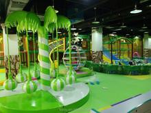 indoor playground from custom design