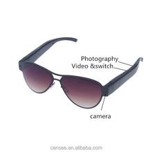 New Arrival Digital Video Camera Sun Glasses Video Camera Eyewear DVR Camcorder