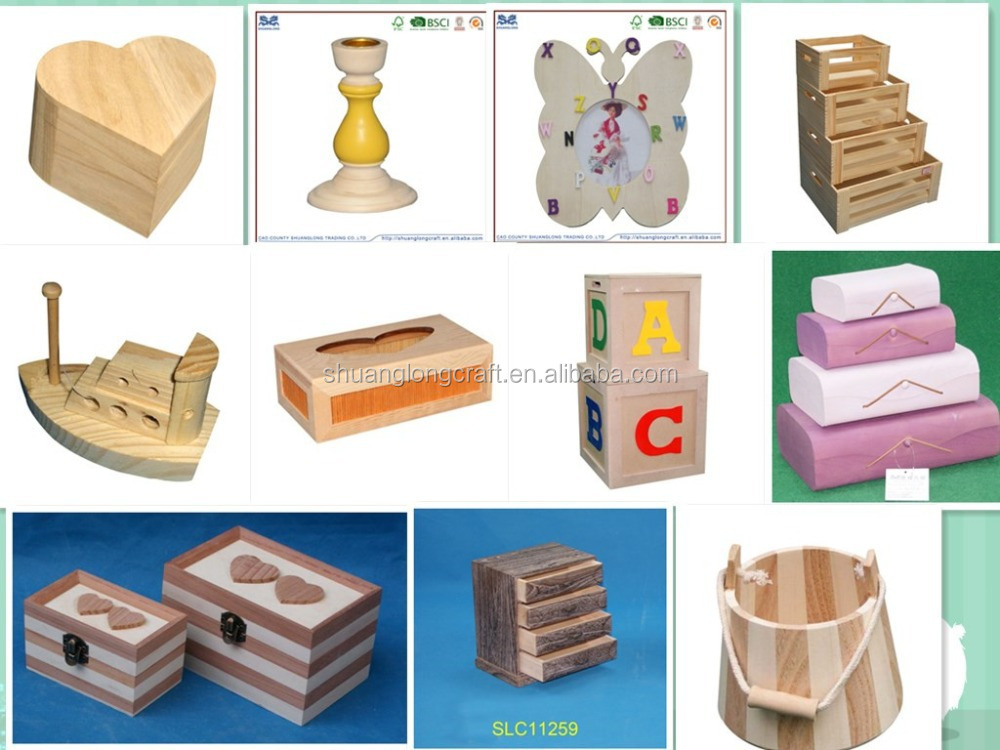 Wholesale wooden unfinished art and crafts suppliers art for Wholesale wood craft cutouts