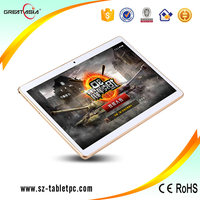 Cheap Tablet Android 3G SIM Card Slot IPS Quad Core 10 Inch Tablet Android 4.4