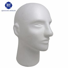cheap mannequin head used in shopping mall