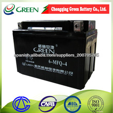 Vrla batería de 12 V 4Ah batería de plomo recargable,batería de plomo recargable