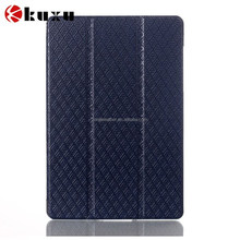 Original official smart shiny color leather flip case for ipad mini
