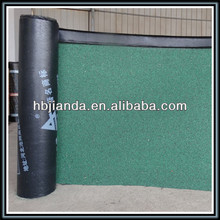 3mm polyester SBS modified asphalt roll waterproof membrane for roof