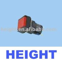 HEIGHT Push Button Switch/instaled light square with high quality