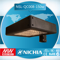 free samples 150w classic shoe box style street light, sale led solar street light
