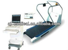 AJ-STR900 automatic noiseless tread mill Stress test ECG machine