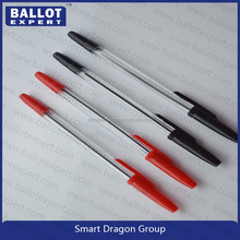 plastic ball pen/roller ball pens/invisible ink/ magic pen