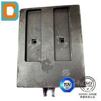China supplier stainess steel for cooler parts of sand casting