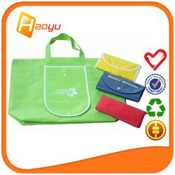 Alibaba China silk print nonwoven eco friendly shopping bag