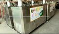 hielo máquina de palo