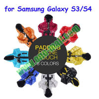 Uncommon Creative Down Jacket Cute Mobile Phone Pouch for Samsung Galaxy S3/S4