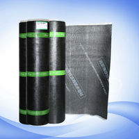 3mm, 4mm SBS Modified-bitumen Waterproof Membrane with Polyester Reinforcement