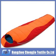 5Colors Big Space Thickened lengthened breathable ultra light Hollow cotton Sleeping Bags For Cold Weather