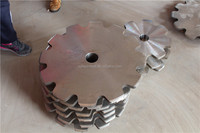 Double Pitch Precision Roller Chain Sprocket