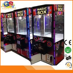 2014 Newest Magic Box Toy Crane Machine Claw Crane Arcade Game Machine Crane Machine