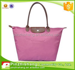 2016 custom foldable recyclable shopping bags/reusable shopping bags