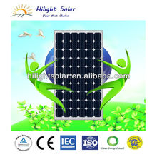 solar roof tile in 150W mono solar panels