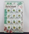 Um- tempo de bala de alumínio- embalagensplásticas comprimido máscara facial cosméticos para gif