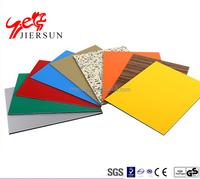 Exterior Interior walls Aluminum Composite Panel Plastic Sheet