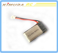 Free Shipping Hubsan H107D 3.7V 380mAh Upgrade Battery for X4 H107 H107L H107C V252 JXD 385 RC Quadcopter Toy