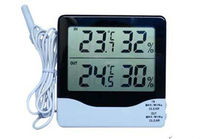 2015 factory promotional mini thermo hygrometer temperature humidity meter