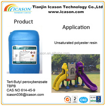 hotsale 2015-2016 from icason with high quality cas no. 614-45-9 c11h14o3 tert-butyl peroxybenzoate tbpb