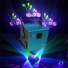 5w 8w 10w 15w high power outdoor laser projector ,full color laser show system,laser stage light