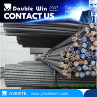 10mm-32mm TMT bar/ steel reinforcing bars price for construction
