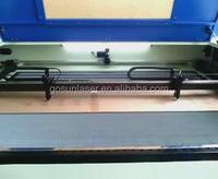 Factory price 2 laser heads laser cutting machine