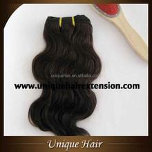 Malaysian virgin/Peruvian virgin/Brazilian virgin remy hair weft