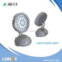 DMX control system high quality IP65 30w LED flood light building building decoration