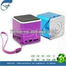 mp3 mobile sim card fm mini speakers