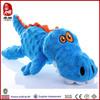 Hot Selling ICTI SEDEX Stuffed Soft Pet Toy Crocodile Dog Toy
