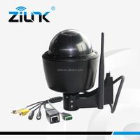 P2P IP Camera software with patent design and 22pcs IR-LEDs, night vision