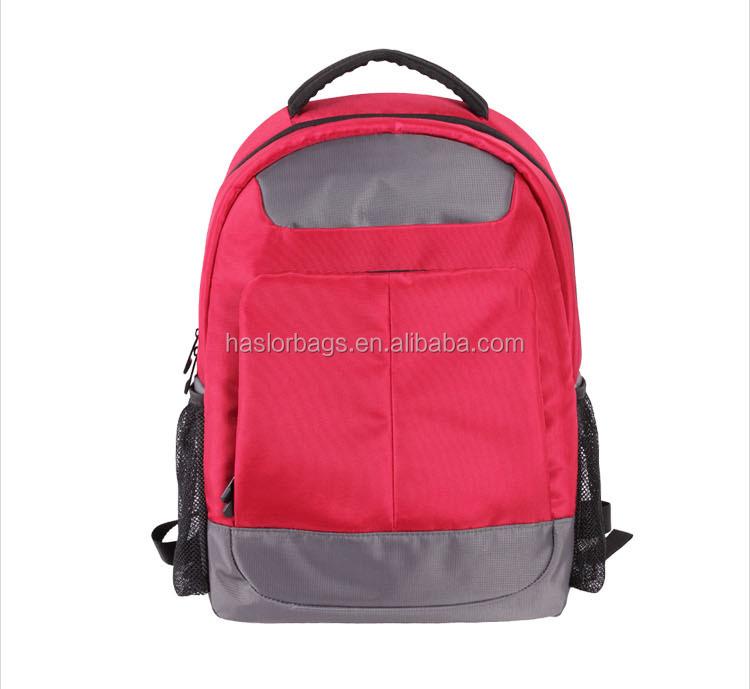 2014 Design de mode Polyester sac à dos ordinateur portable HP sacs gros