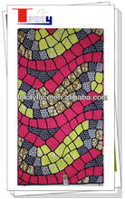 wholesale african wax tropical print fabric wax